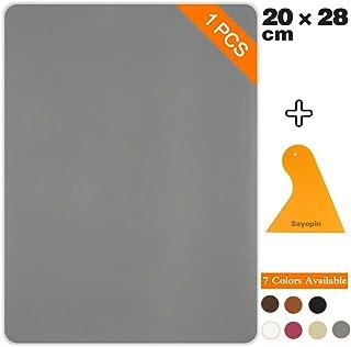 Kit De Parche De Cuero Set De Reparación De Cuero De 1