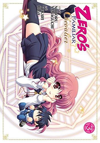 Zero's Familiar: Chevalier Vol. 3 (English Edition)
