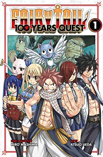 FAIRY TAIL: 100 Years Quest 1