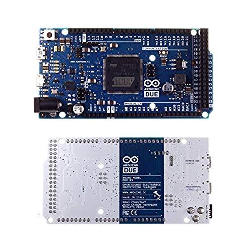 NUEVA placa DUE R3 oficial compatible SAM3X8E ARM de 32 bits Cortex-M3 / Mega2560 R3 Duemilanove 2014 para placa Dueño Arduino