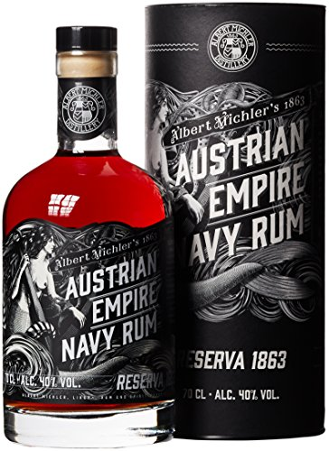 Albert Michler Austrian Empire Navy Rum Reserve 1863 (1 x 0.70 l)