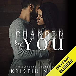 Changed by You                   Written by:                                                                                                                                 Kristin Mayer                               Narrated by:                                                                                                                                 Teddy Hamilton,                                                                                        Savannah Peachwood                      Length: 7 hrs and 20 mins     Not rated yet     Overall 0.0