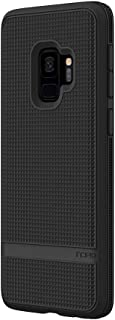 Incipio NGP Advanced Samsung Galaxy S9 Case with Textured Back and Honeycombed Interior for Samsung Galaxy S9 (2018) - Black