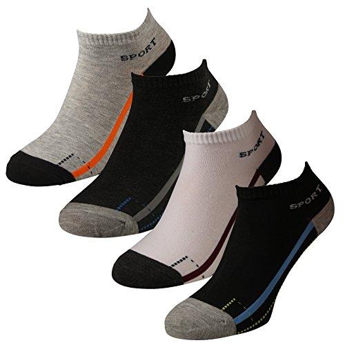 Lavazio 12   24   36   48 Paar unifarbene Herren Freizeit Sneakers in moderen Farben