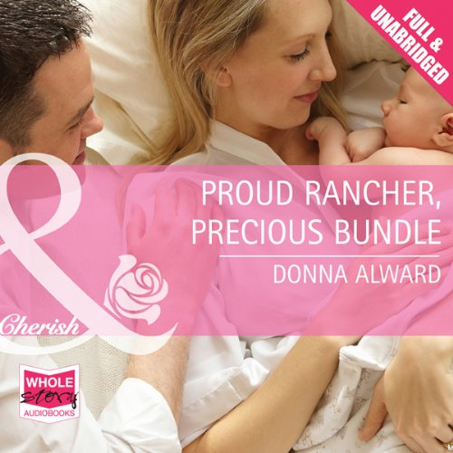 Proud Rancher, Precious Bundle audiobook cover art