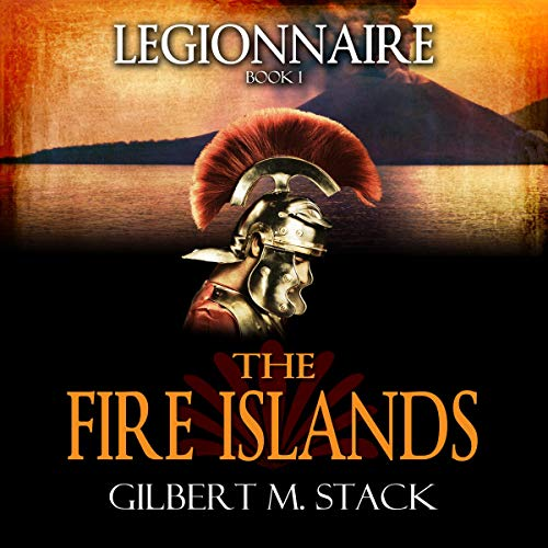 The Fire Islands audiobook cover art