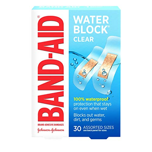 Band-Aid Brand Water Block Plus Wat…
