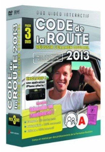 Code de la route 2013 : 60 séries de test [FR Import]