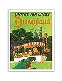 Pacifica Island Art Disneyland Kalifornien–United Air