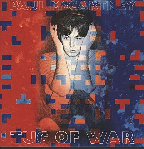 Paul McCartney - Tug Of War - Odeon - 1C 064-64 750 T, MPL - 1C 064-64 750 T, EMI Electrola - 1C 064-64 750 T