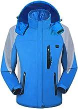 $48 » Beyonds Windproof Heat Jacket Women Men, Outdoor Women's Rainproof Windbreaker Ultra-Light Waterproof Jacket, Warm Women's Rain Jacket Raincoat for Travel Camping Fishing