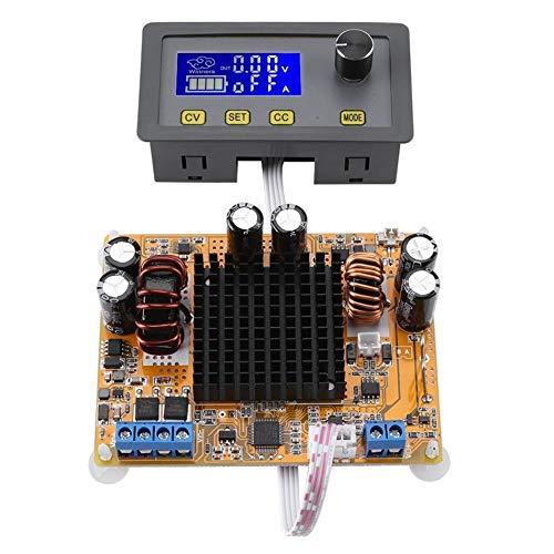 Módulo de fuente de alimentación DC-DC Paso Up ajustable Boost Módulo 5A LCD digital automático Paso a Paso hacia arriba-abajo el módulo de fuente de alimentación Tensión Módulo ajustable