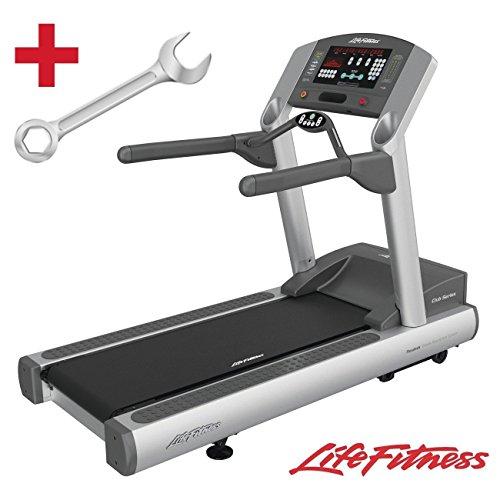 Usado Life Fitness 95Ti - Cinta de Correr Profesional Studio - Zapatillas de Running