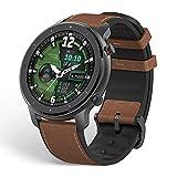 Amazfit Smartwatch GTR 47mm Orologio Intelligente Fitness Tracker 1,39 Pollici Touch Control Display, 5 ATM, Cronometro con GPS, Contapassi, Monitor del Sonno, 12 Modalità Sport
