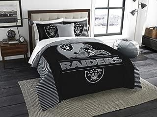 oakland raiders king size bedding