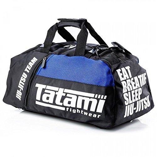 TATAMI Jiu Jitsu Sporttasche für BJJ MMA Training
