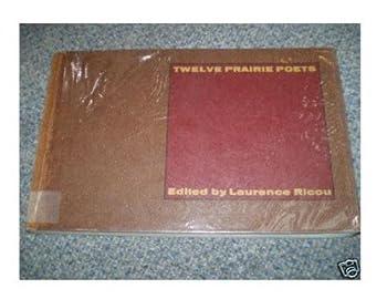 Paperback Twelve prairie poets Book