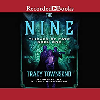The Nine                   Written by:                                                                                                                                 Tracy Townsend                               Narrated by:                                                                                                                                 Alyssa Bresnaham                      Length: 14 hrs and 58 mins     Not rated yet     Overall 0.0