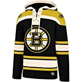 '47 NHL Boston Bruins Lacer Jersey Hood -