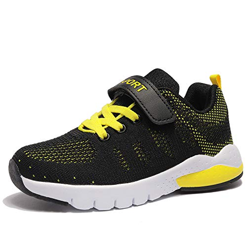 Kids Running Tennis Shoes Lightweight Casual Walking Sneakers for Boys...