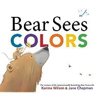 Bear Sees Colors (The Bear Books)