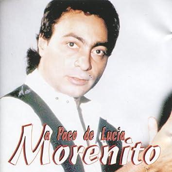 A Paco De Lucia