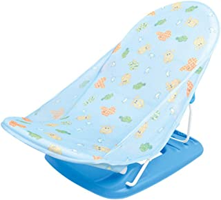Ronshin Fashion Baby Foldable Bath Chair Baby Portable Bath Chair Light blue