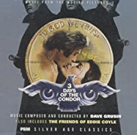 3 Days of The Condor / The Friends of Eddie Coyle (OST) by Dave Grusin