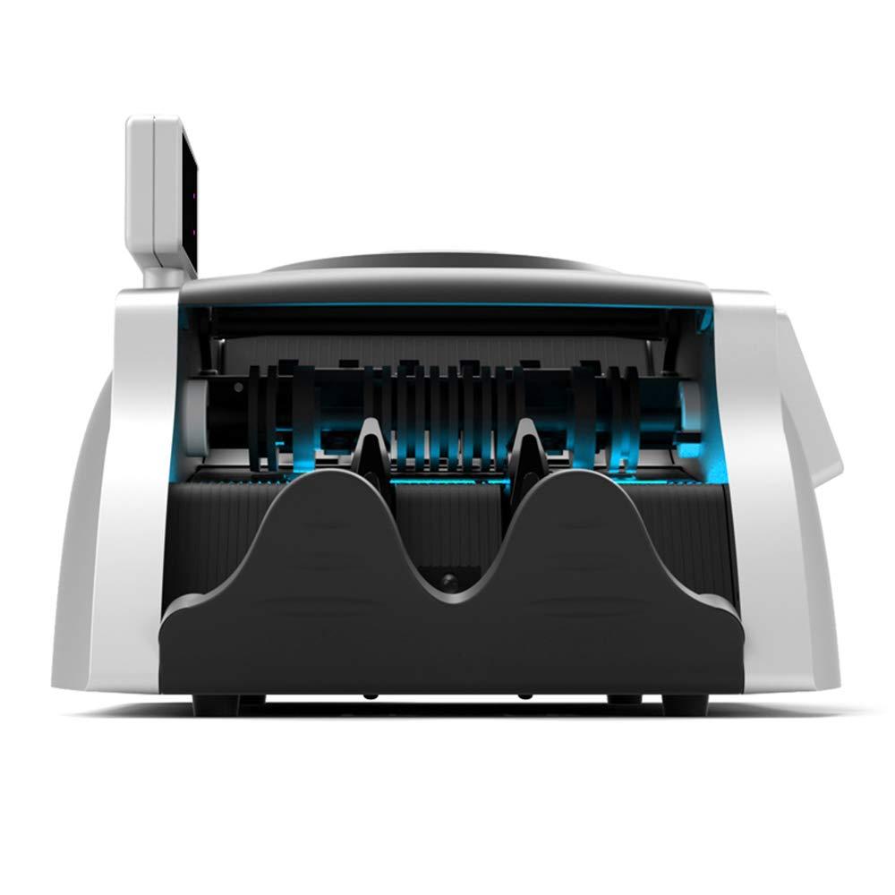 CHUN LING Caja registradora Cassida 5520 UV/MG en Blanco y Negro con detección de Billetes Falsos: Amazon.es: Hogar