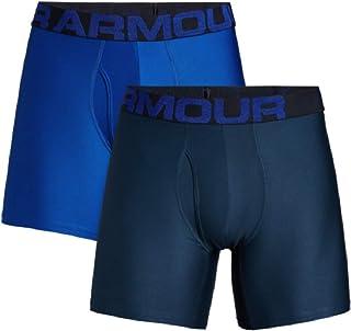 Under Armour Men's Tech 6-inch Boxerjock Boxer Brief