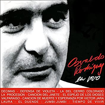 Osvaldo Rodriguez (En Vivo)