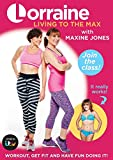 Lorraine Kelly: Living to the Max (with Maxine Jones) [DVD] [2015]