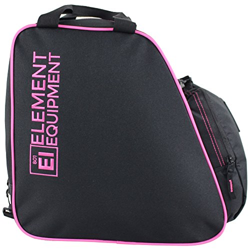Element Equipment Boot Bag Snowboard Ski Boot Bag Pack Black Pink