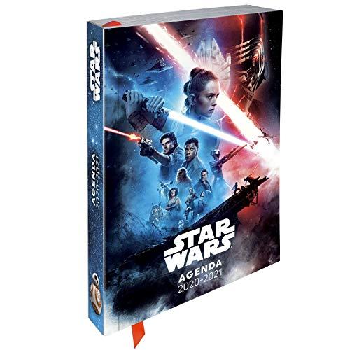 Agenda Star Wars 2020-2021 (P.BAC AGENDAS)