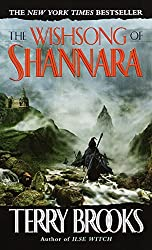 Cover of The Wishsong of Shannara