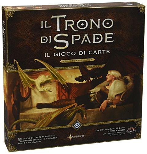 Gioco Il Trono di Spade Asterion 9200 - Lcg: 2A Edizione