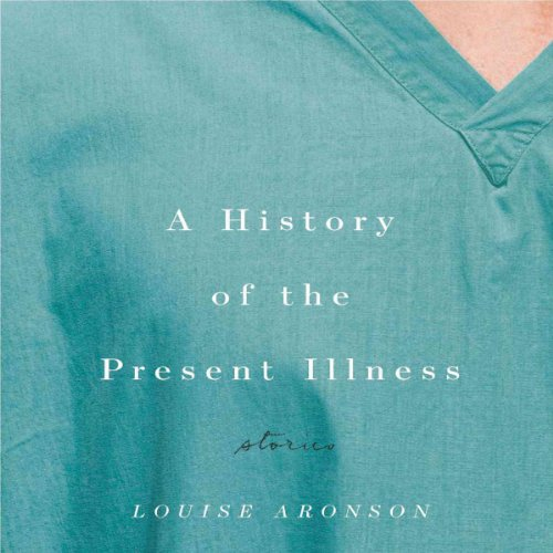 A History of the Present Illness audiobook cover art