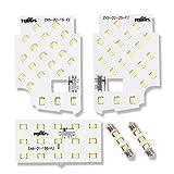 YOURS(ユアーズ) マツダ BM系 BY系 アクセラ (減光調整付き) 専用設計 LED ルームランプセット (専用工具付) (1年保証)