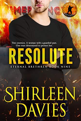 Resolute (Eternal Brethren Military Romantic Suspense Book 9) (English Edition)