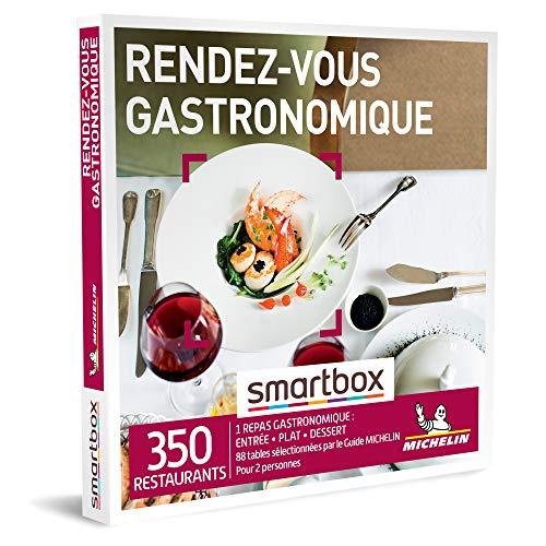 Coffret Smartbox Rendez-vous gastronomique
