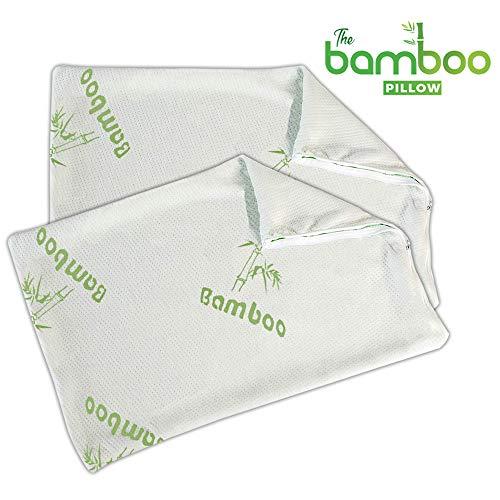 oreiller fibre de bambou The Bamboo Pillow