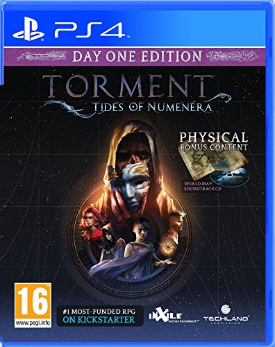 Torment - Tides of Numenera Day One Edition : Playstation 4 , ML