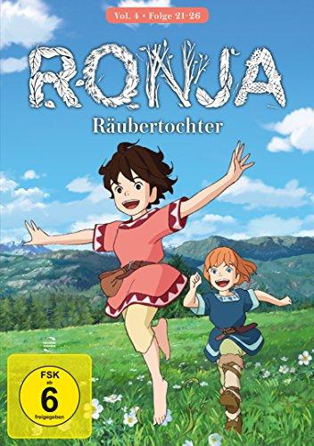 Ronja Räubertochter - Vol. 4
