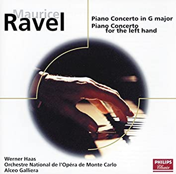 Ravel: Piano Concertos, etc