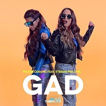 Gad (feat. Milena Ceranic)