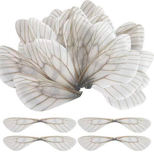SANNIX - Abalorios de alas de libélula (70 Unidades)