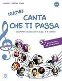 uovo canta che ti passa: imparare l'italiano con la musica e le canzoni / Buch mit Audio-CD