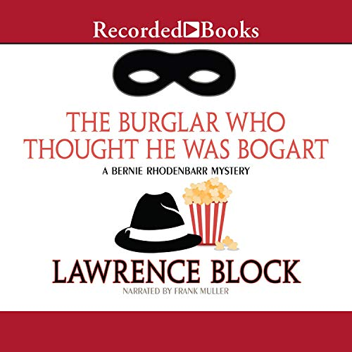 The Burglar Who Thought He Was Bogart cover art
