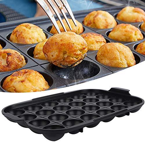 Utensili da cucina multifunzione antiaderente per barbecue Piastra per griglia Grill Teglia Pentola Utensili da cucina per la casa -Ti meriti di avere!(Takoyaki Tray)