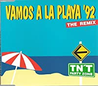 Vamos a la playa '92-The Remix [Single-CD]